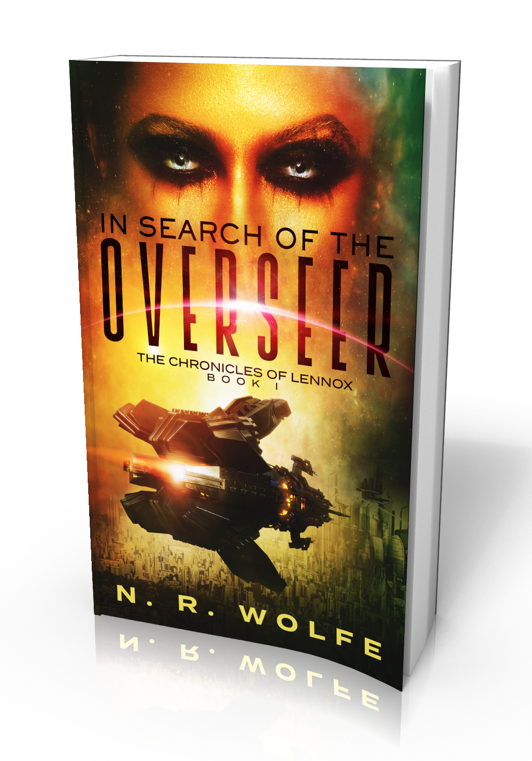 Final In Search of the Overseer - 3D